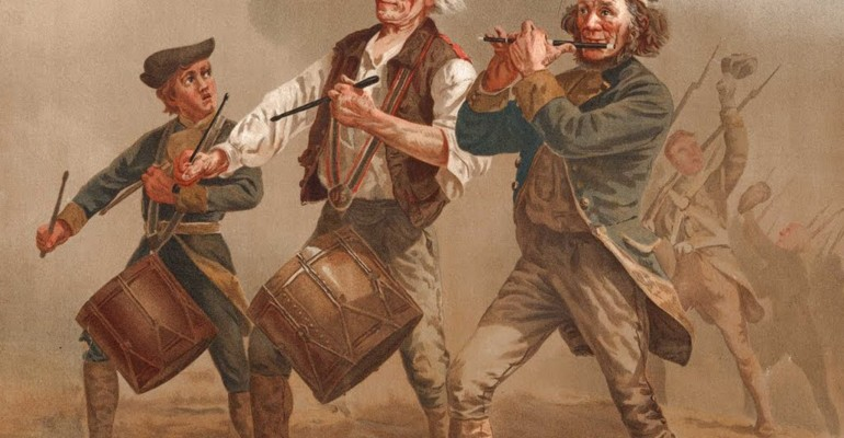 The American Revolutionary War in South Carolina