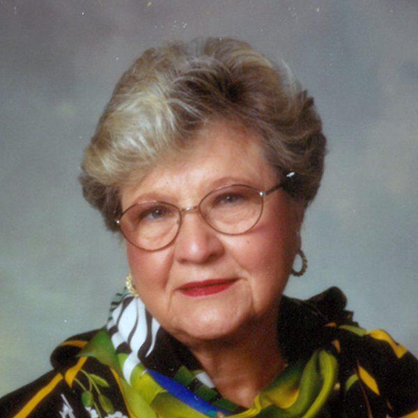 Betty Jo Rhea