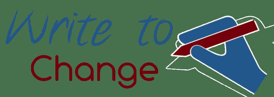 Write to Change