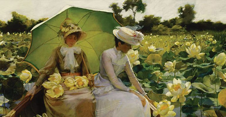 Educational Outreach for Charles Courtney Curran: Seeking the Ideal