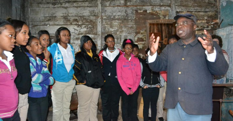 Inalienable Rights: Living History Through the Eyes of the Enslaved