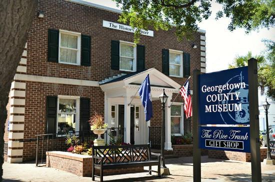Georgetown County Speakers Series