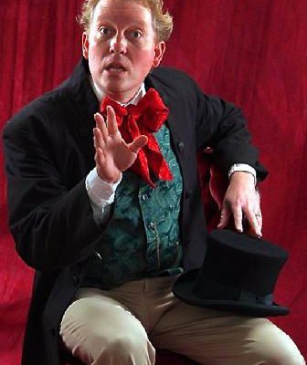 Charles Dickens Events in Cheraw