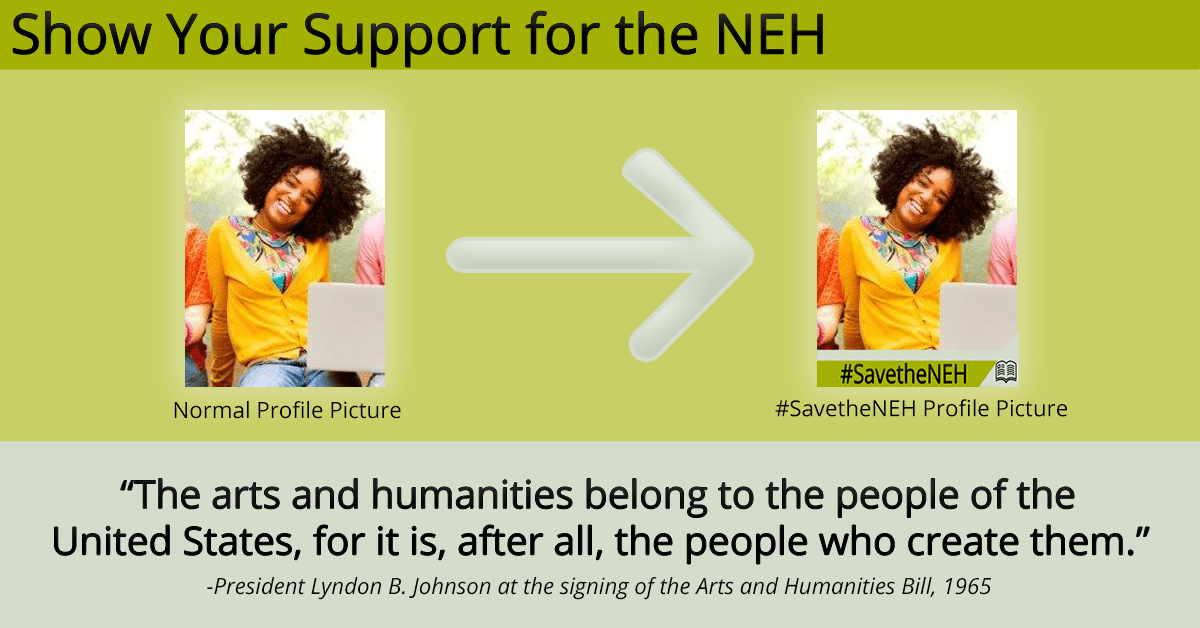 Save the NEH Profile