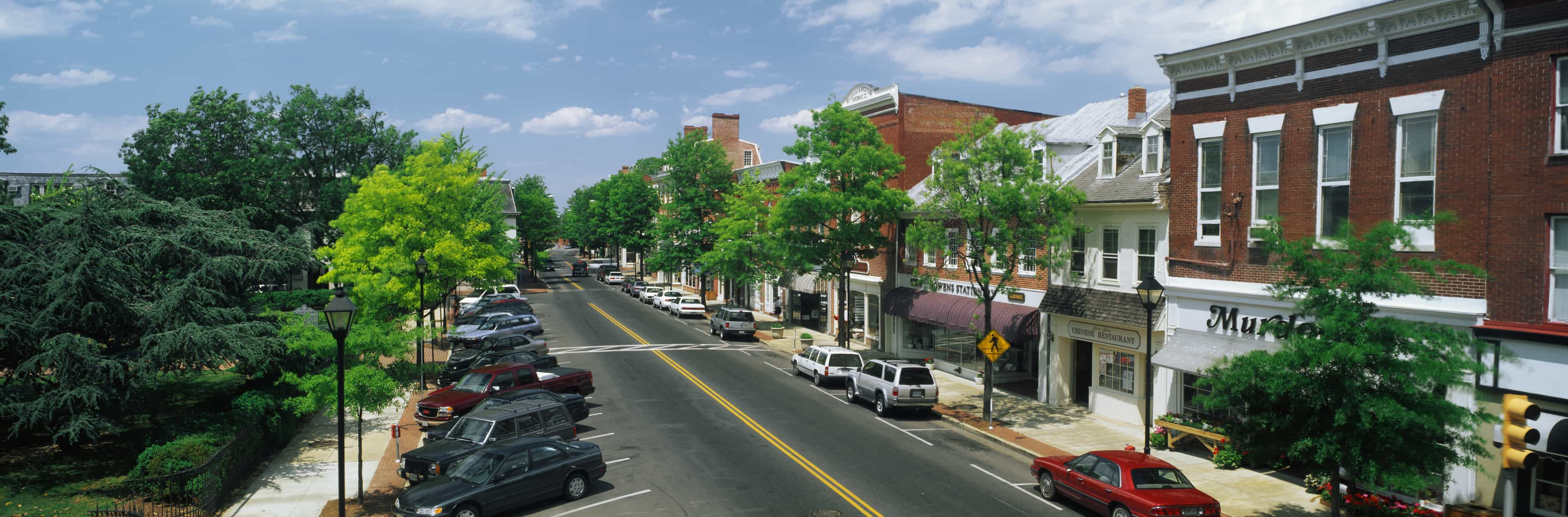 Image result for rural america main street