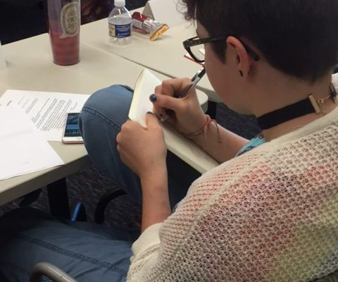 Writing for Empathy Day Camp