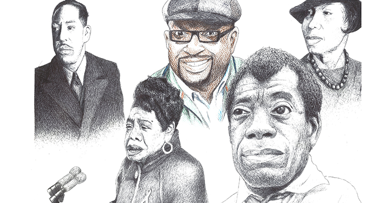 Black Ink: A Charleston African American Book Festival