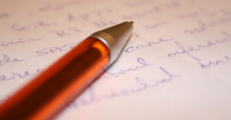 Wonders of Writing Symposium