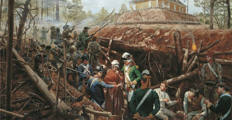 """""""…make no Doubt we shall carry this post…"""": The History and Archaeology of Fort Motte"""