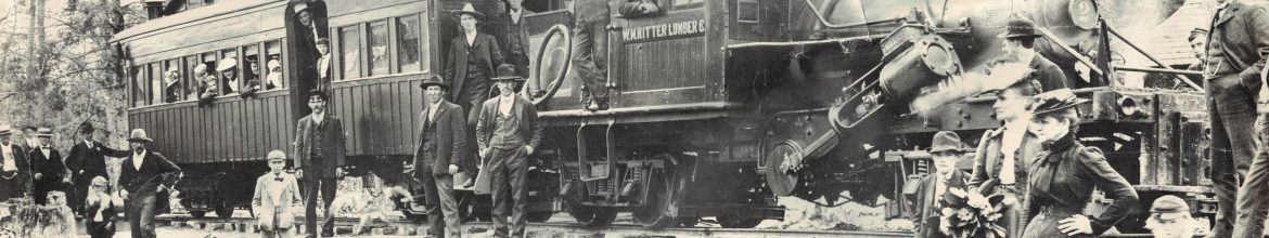 Living by the Rails: The  History of Lowcountry Railroads