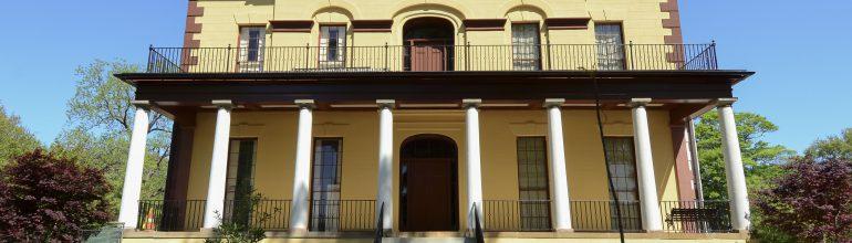 Reopening of the Hampton Preston Mansion in Columbia