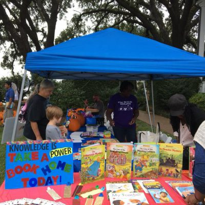 Family Fun and Literacy Day
