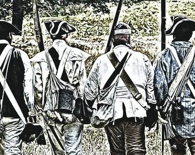 The Revolutionary War in the Lowcountry