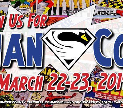 Swan Con Comic Arts Festival