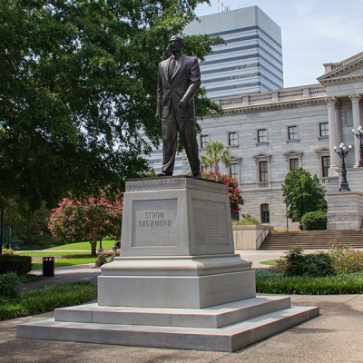 SC Statehouse Monuments Tour